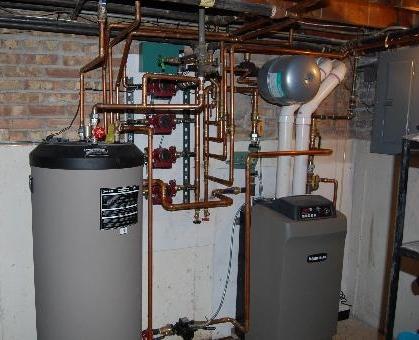 Boiler Installation: Ultra Boiler Installation