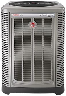 Rheem 2 stage High Efficiency AC