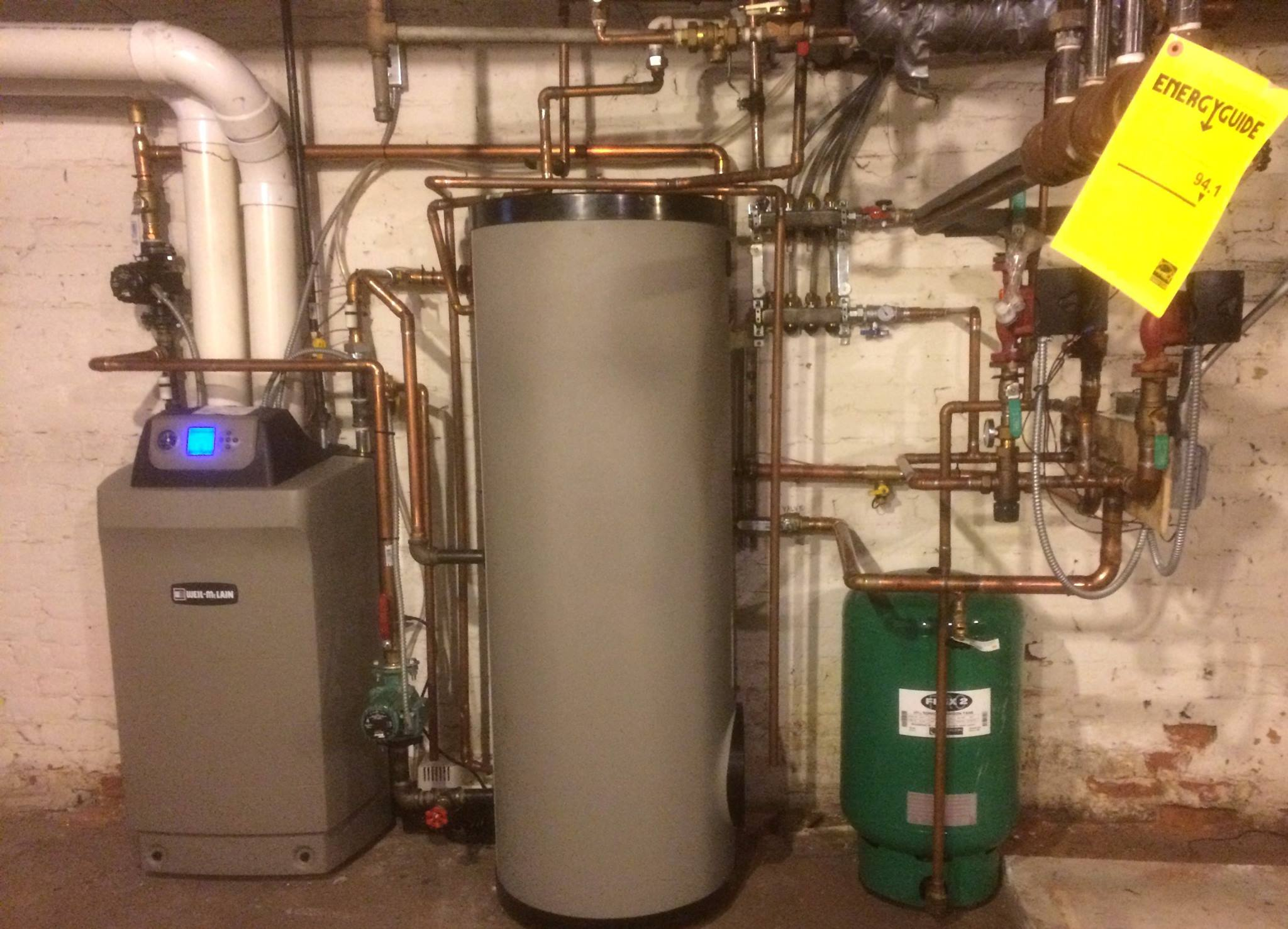 Chicago Weil Mclain Ultra Boiler Service Repair And